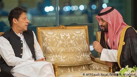 پاکستانی وزیراعظم عمران خان کے مشرق وسطی کے اہم دورے