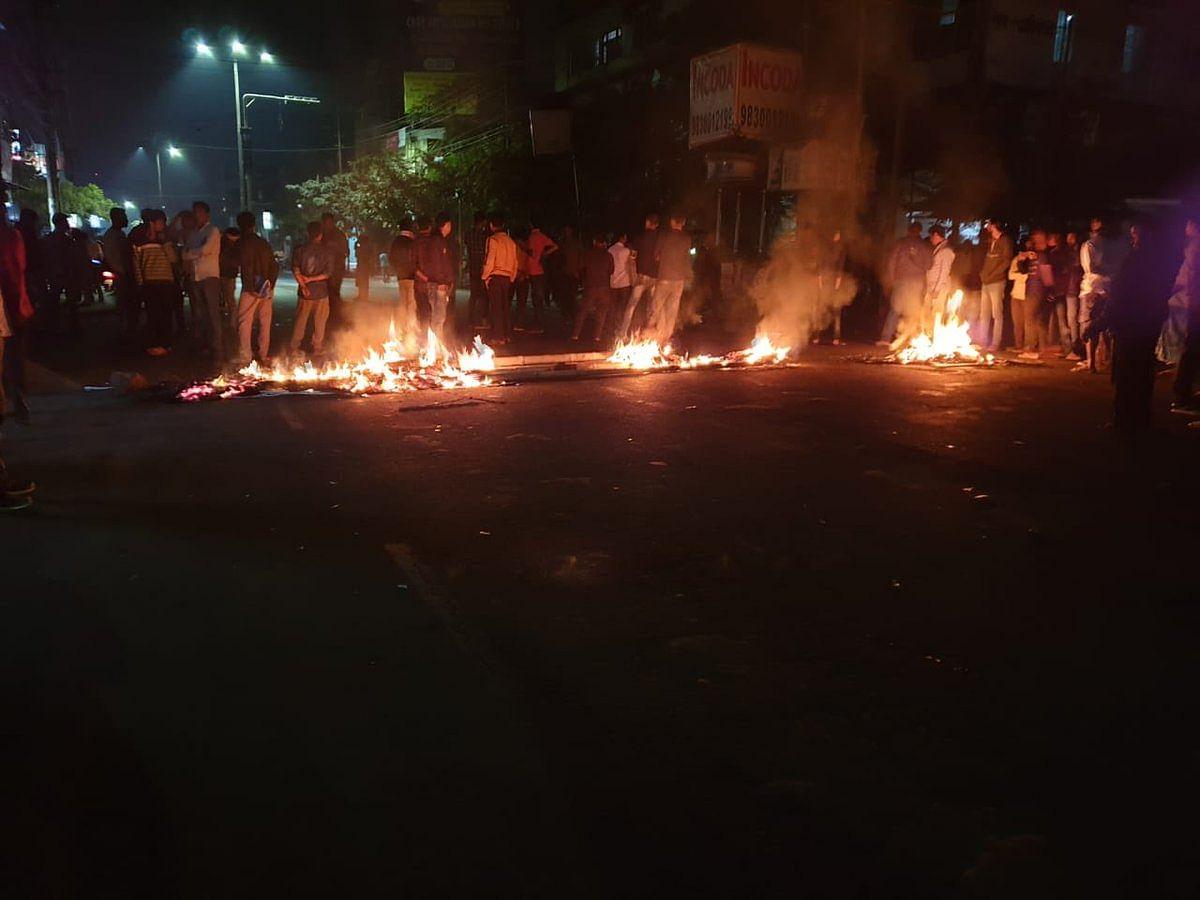 ہندوتوادی مظاہرین کے ہاتھوں تریپورہ کی 16 مساجد میں توڑ پھوڑ، 3 مساجد نذر آتش