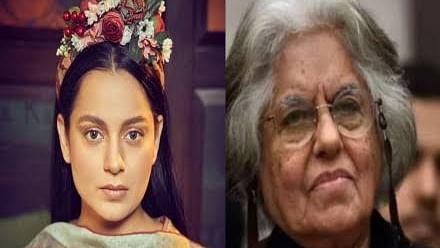 'ایسی خواتین کی کوکھ سے پیدا ہوتے ہیں زناکار'، اندرا جے سنگھ پر  کنگنا کا نازیبا تبصرہ
