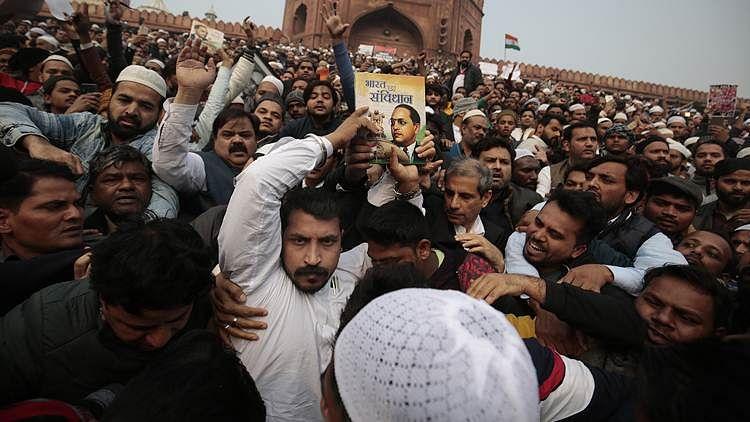 'جامع مسجد پاکستان میں نہیں ہے' تیس ہزاری کورٹ کی دہلی پولس کو پھٹکار