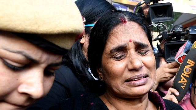 نربھیا معاملہ: قصوروار مکیش کی رحم کی عرضی خارج، متاثرہ کی ماں کے آنسو چھلکے