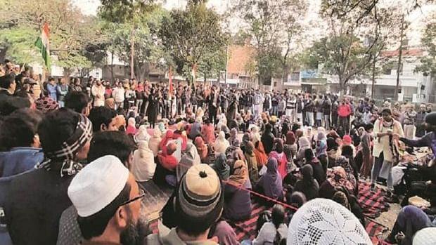 'شاہین باغ' سے متاثر اتر پردیش کی خواتین نے بھی 'شہریت قانون' کے خلاف کھولا محاذ