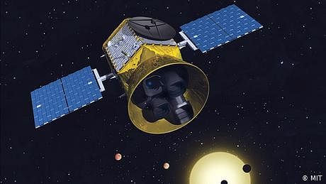 ناسا کے انٹرن نے دو سورج والی دنیا دریافت کر لی