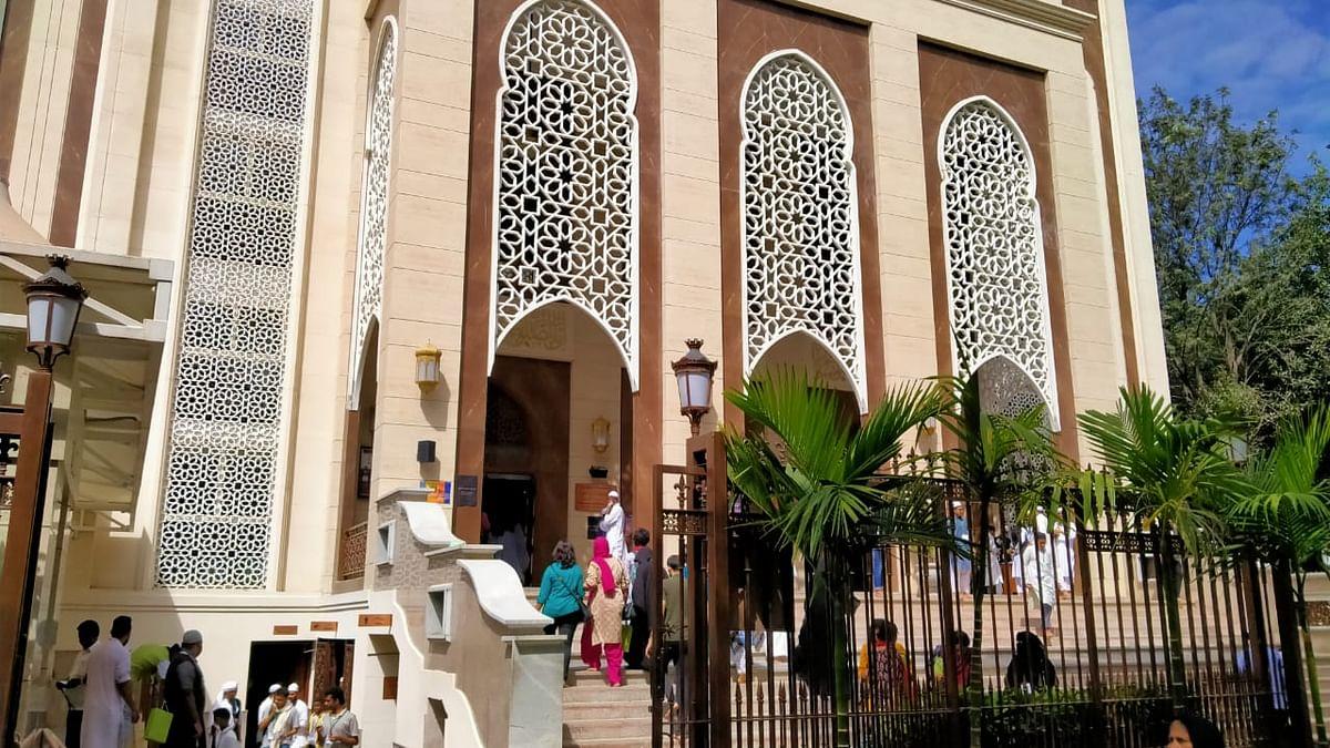 نایاب پہل: 200 سے زائد غیر مسلموں نے بنگلور کی 170 سال پرانی مسجد کا کیا دورہ