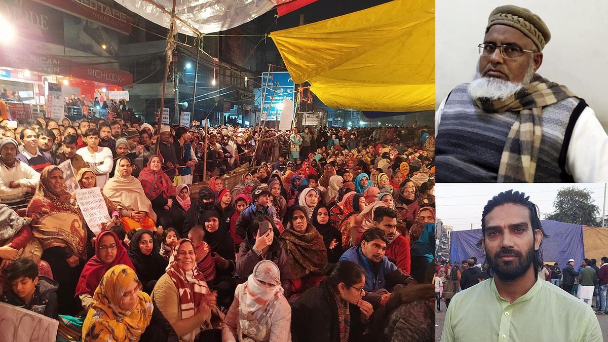 شاہین باغ مظاہرہ: دکانداروں کو لاکھوں کا نقصان، مکان مالکان کا کرایہ معاف کرنے کا اعلان