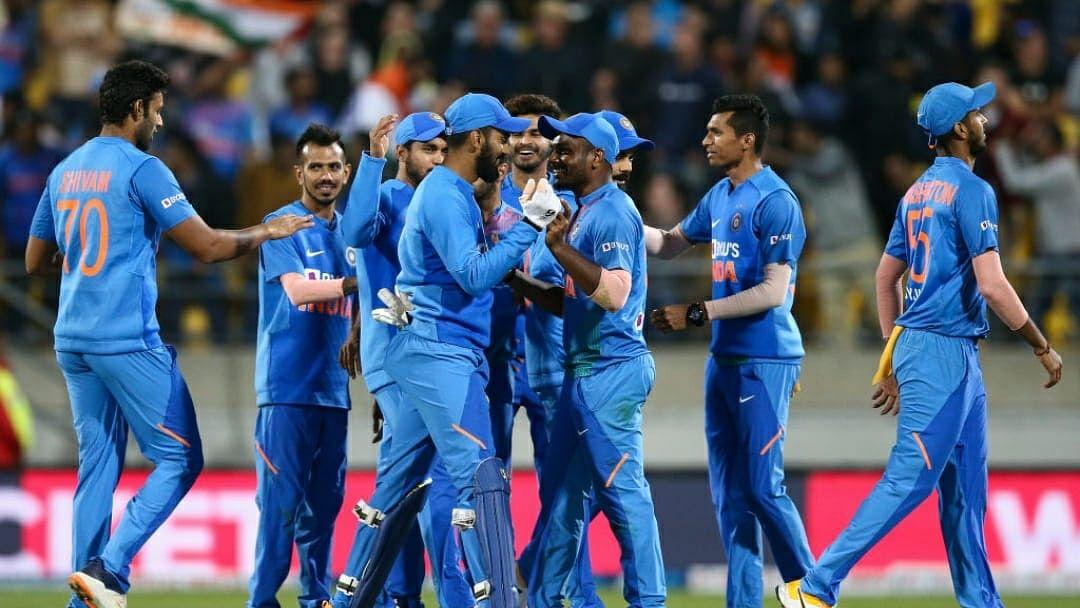 چوتھا ٹی-20: ٹیم انڈیا کی مسلسل دوسری بار نیوزی لینڈ پر 'سپر اوور' میں سپر جیت
