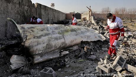 ایران میں یوکرائنی مسافر جہاز مار گرانے کی تحقیقات، گرفتاریاں