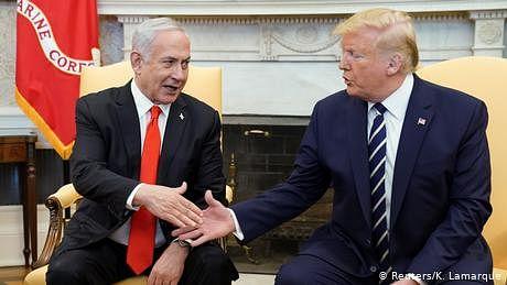 ٹرمپ کا پلان: اسرائیل خوش، فلسطینیوں کا بائیکاٹ