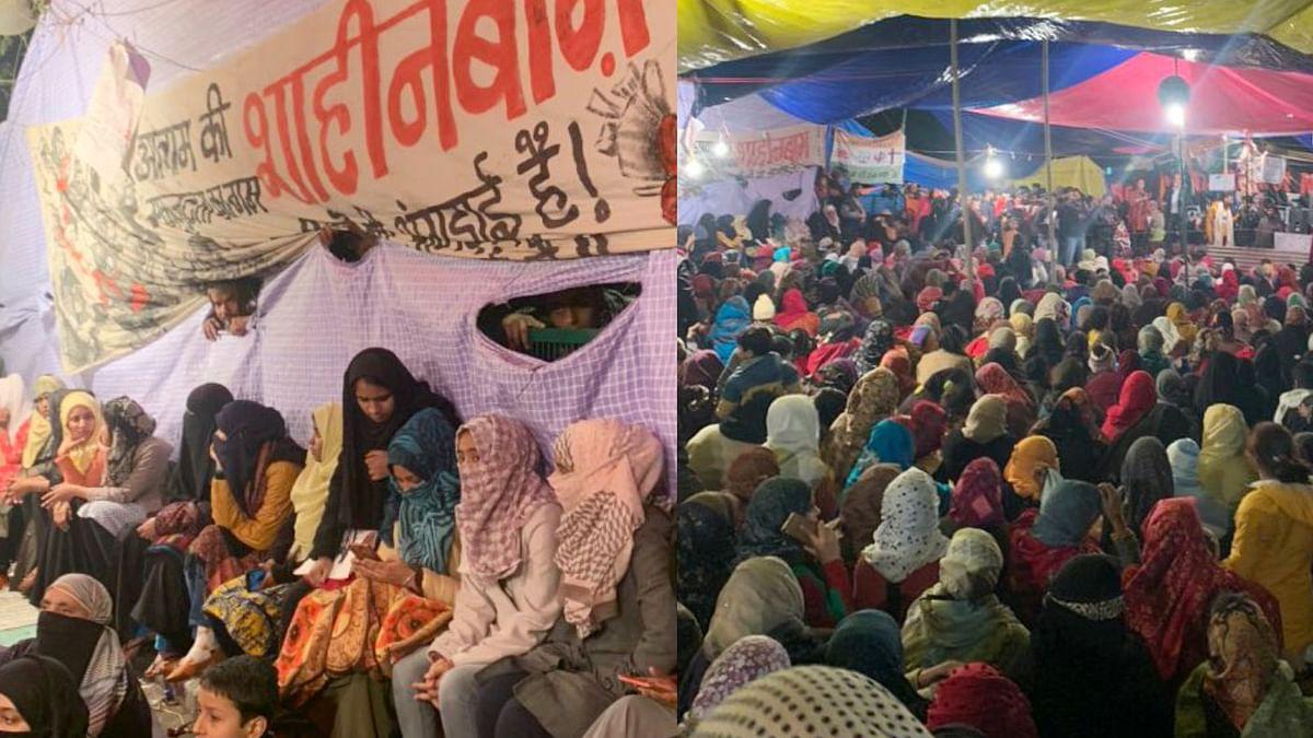 قومی اتحاد، آئین اور مشترکہ تہذیب کی بقا کا پیغام دیتیں شاہین باغ خاتون مظاہرین