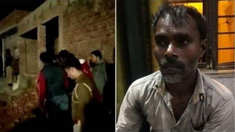 فرخ آباد: 23 بچوں کو یرغمال بنانے والے سبھاش کی پولس تصادم میں موت، لوگوں کی پٹائی سے بیوی بھی ہلاک