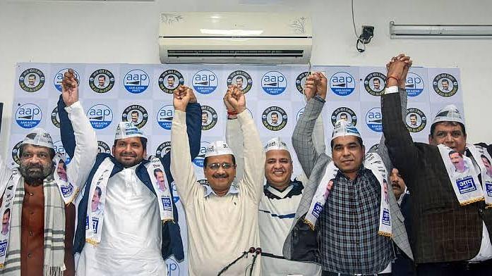 دہلی انتخابات: عآپ کے تمام امیدواروں کا اعلان، 15 موجودہ ارکان اسمبلی ٹکٹ سے محروم