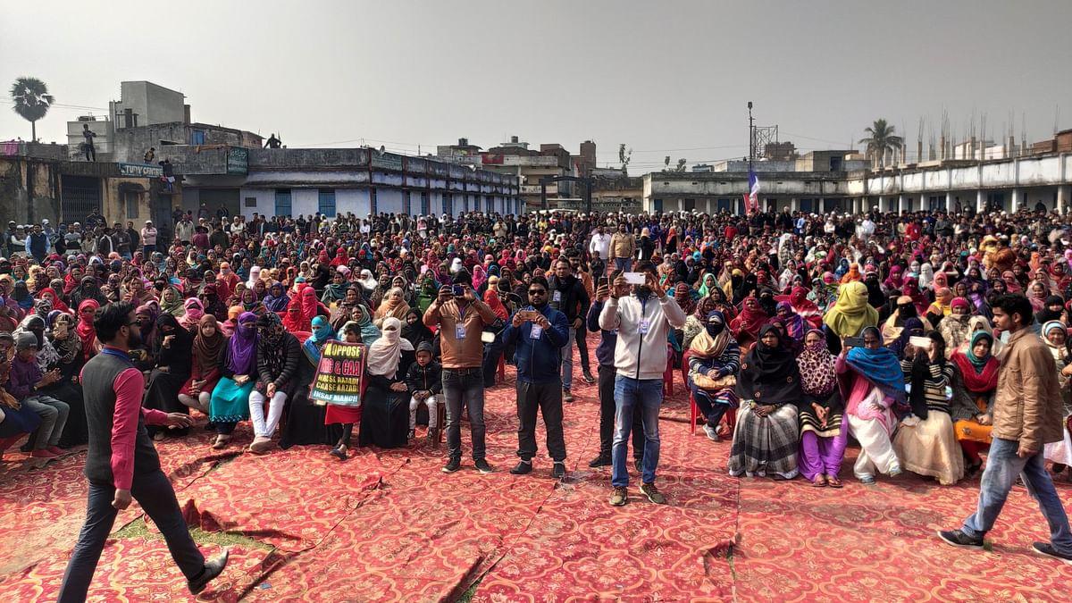 سی اے اے، این آر سی، این پی آر، ہندو راشٹر کے قیام کی مذموم کو شش: کویتا کرشنن
