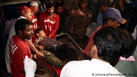 کوئٹہ کی مسجد میں دھماکہ ڈی ایس پی سمیت متعدد ہلاک