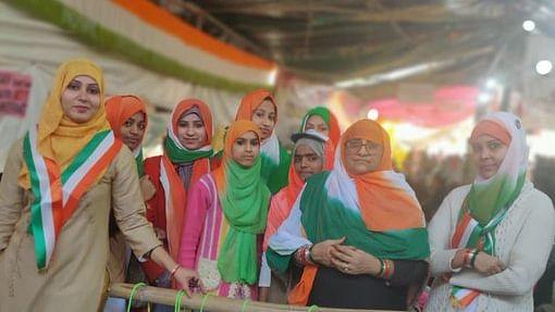 شہریت قانون: شاہین باغ کے بعد 'خوریجی' بنا دہلی میں خاتون مظاہرین کا اہم مقام