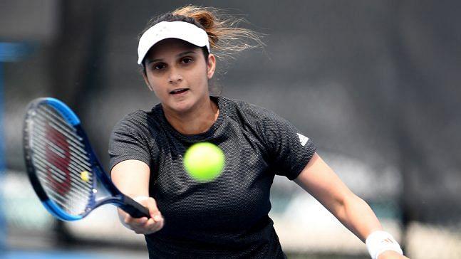 ثانیہ مرزا کی دو سال بعد ٹینس کورٹ پر کامیاب واپسی