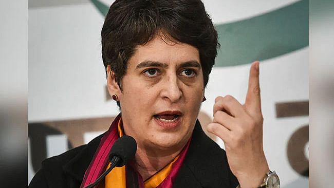 مودی حکومت نے معیشت کی اصلاح کو ٹھنڈے بستے میں ڈال دیا: پرینکا گاندھی
