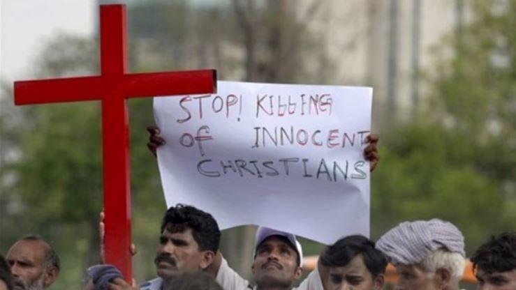 مودی کے دور میں عیسائیوں کے خلاف جرائم میں 60 فیصد کا اضافہ