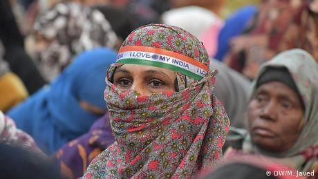 بھارت جاری مظاہرے اور جرات مند خواتین