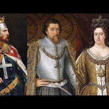 وہ برطانوی بادشاہ جو حقیقت میں 'ملکائیں' تھے