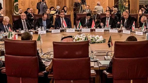 عرب لیگ نے ٹرمپ کا اسرائیل فلسطین امن منصوبہ مسترد کر دیا
