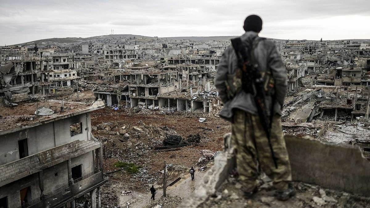 فوری جنگ بندی ہی شام کو مکمل تباہی سے بچا سکتی ہے: اقوام متحدہ