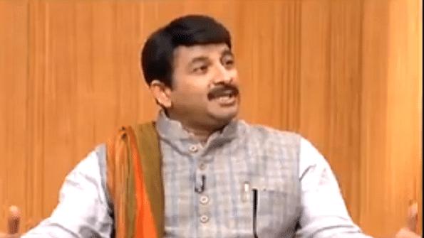 کرنٹ 'شاہین باغ' کو نہیں بی جے پی کو لگا، منوج تیواری نے کیا اعتراف