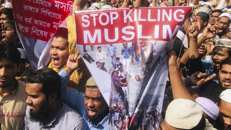 دہلی تشدد کے خلاف بنگلہ دیش میں احتجاج 'مودی ڈھاکہ آئے تو ٹھیک نہیں ہوگا'