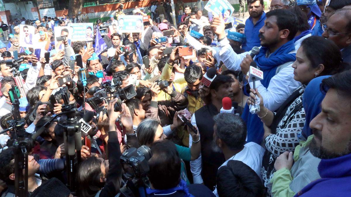 دہلی: بھیم آرمی کا 'آرکشن بچاؤ' مارچ، 23 فروری کو 'بھارت بند'، سی اے اے کی بھی مخالفت کا اعلان