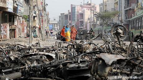 دہلی فساد: 'گرفتاریوں سے ہندوؤں میں غصہ' والے آرڈر کی کاپی پیش کرے پولیس، ہائی کورٹ