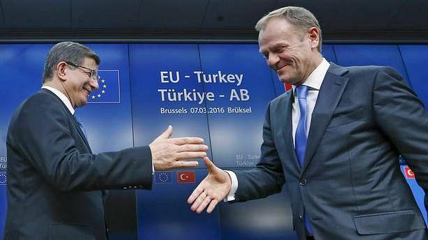 یورپی یونین اور ترکی کی ریفیوجی ڈیل خطرے میں