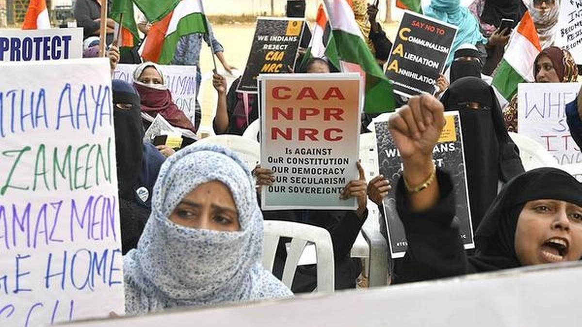 این آر سی کا خوف، برتھ اور میریج سرٹیفکیٹس کے لئے حیدرآباد میں لوگوں کا ہجوم