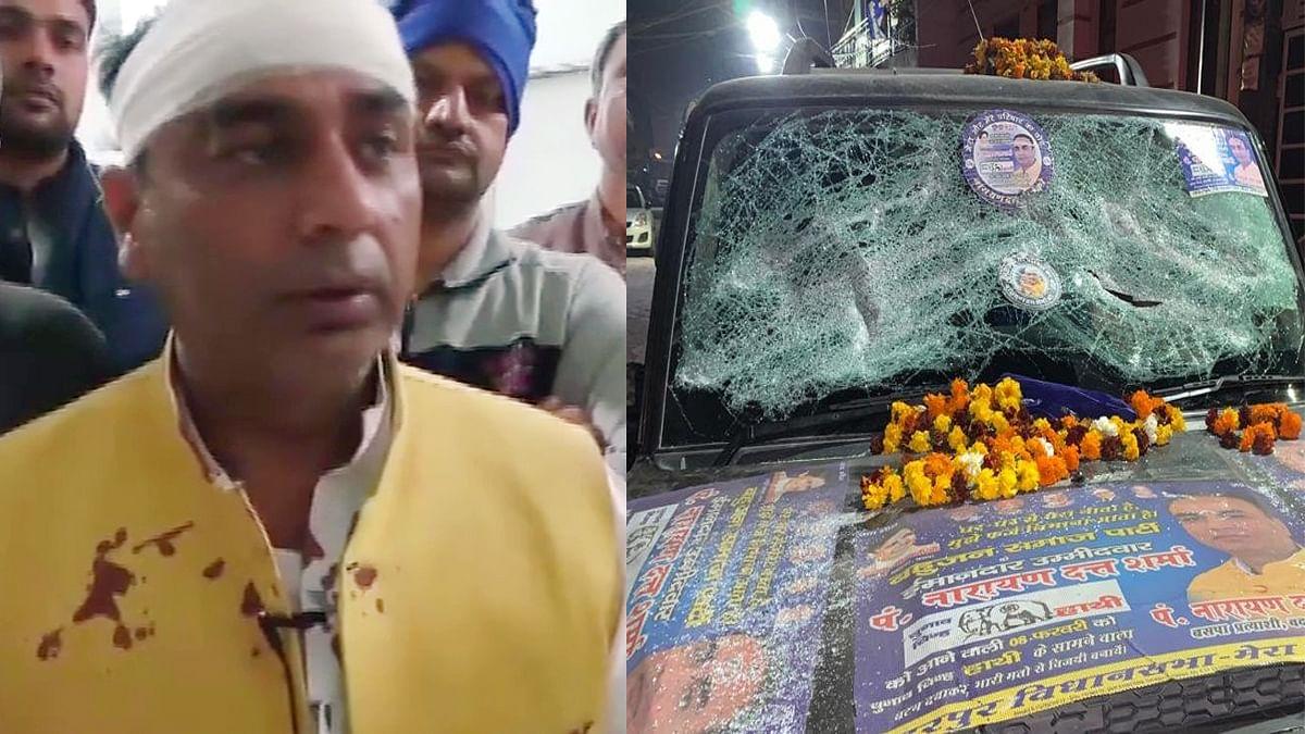 دہلی انتخابات: بدرپور سے بی ایس پی امیدوار پر نامعلوم افراد کا حملہ، مایاوتی نے مذمت کی