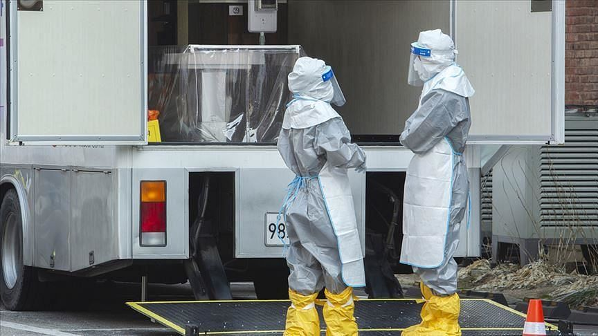 چین میں کورونا وائرس سے 2236 افراد لقمہ اجل