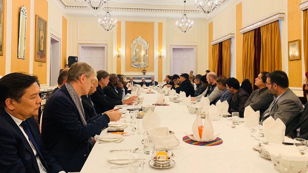 غیر ملکی سفارتکاروں کا دورہ کشمیر، ملکی پارلیمان کی تضحیک کا باعث: کانگریس