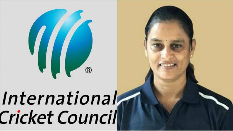 ہندوستان کی لکشمی آئی سی سی ورلڈ کپ میں بنیں گی میچ ریفری