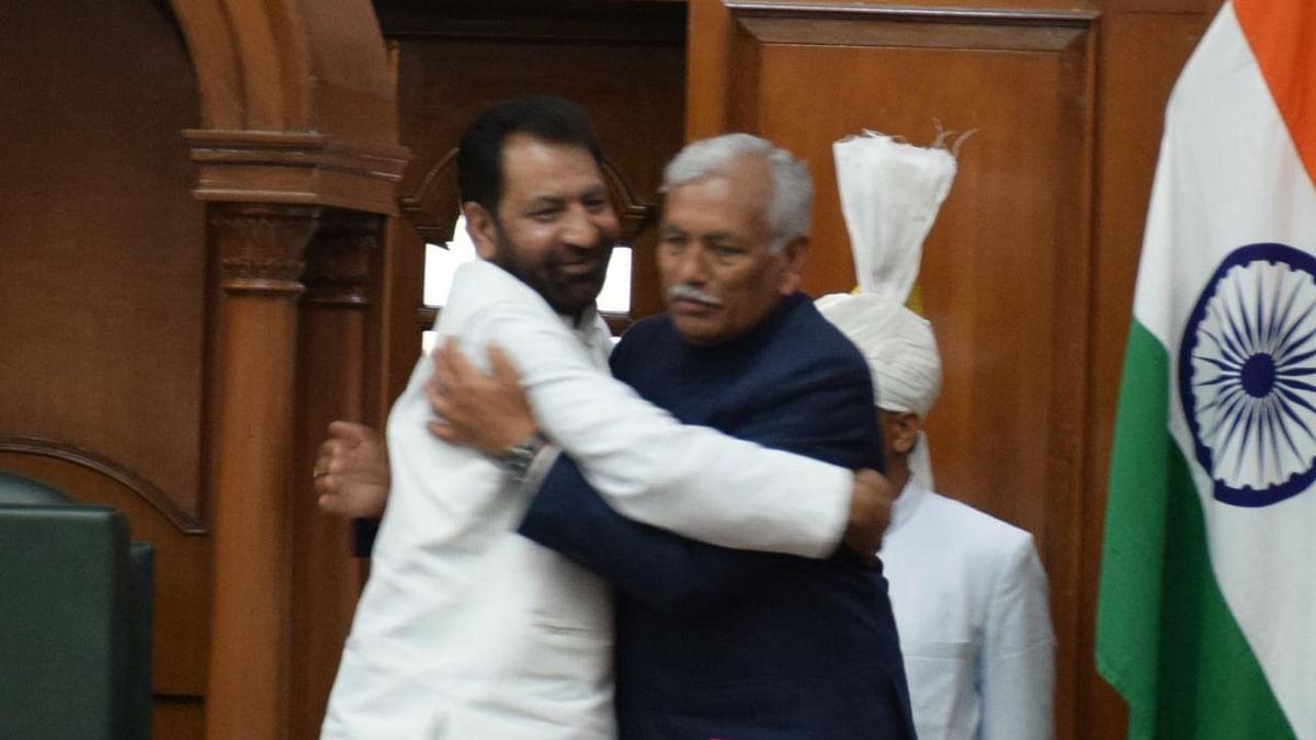 رام نواس گوئل دوبارہ دہلی قانون ساز اسمبلی کے اسپیکر منتخب