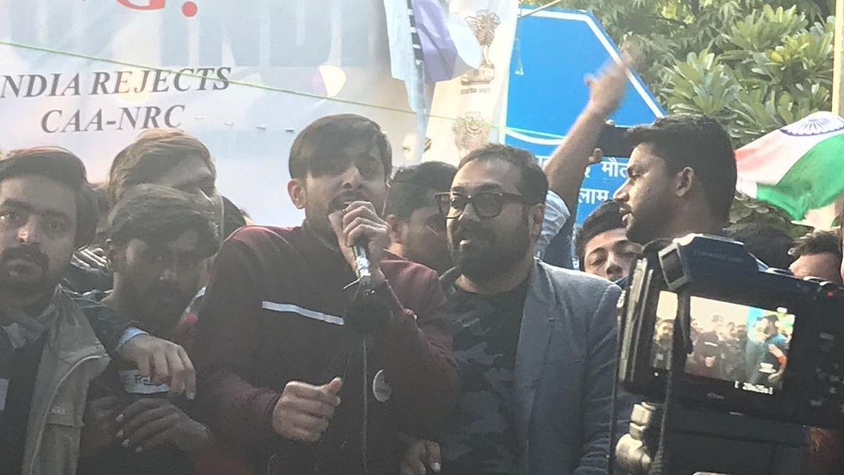 اہم خبریں: جامعہ پہنچے انوراگ کشیپ، مظاہرین سے کیا یکجہتی کا اظہار