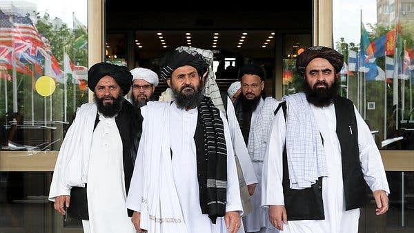 طالبان کا امریکہ پر افغان امن مذاکرات روکنے کا الزام