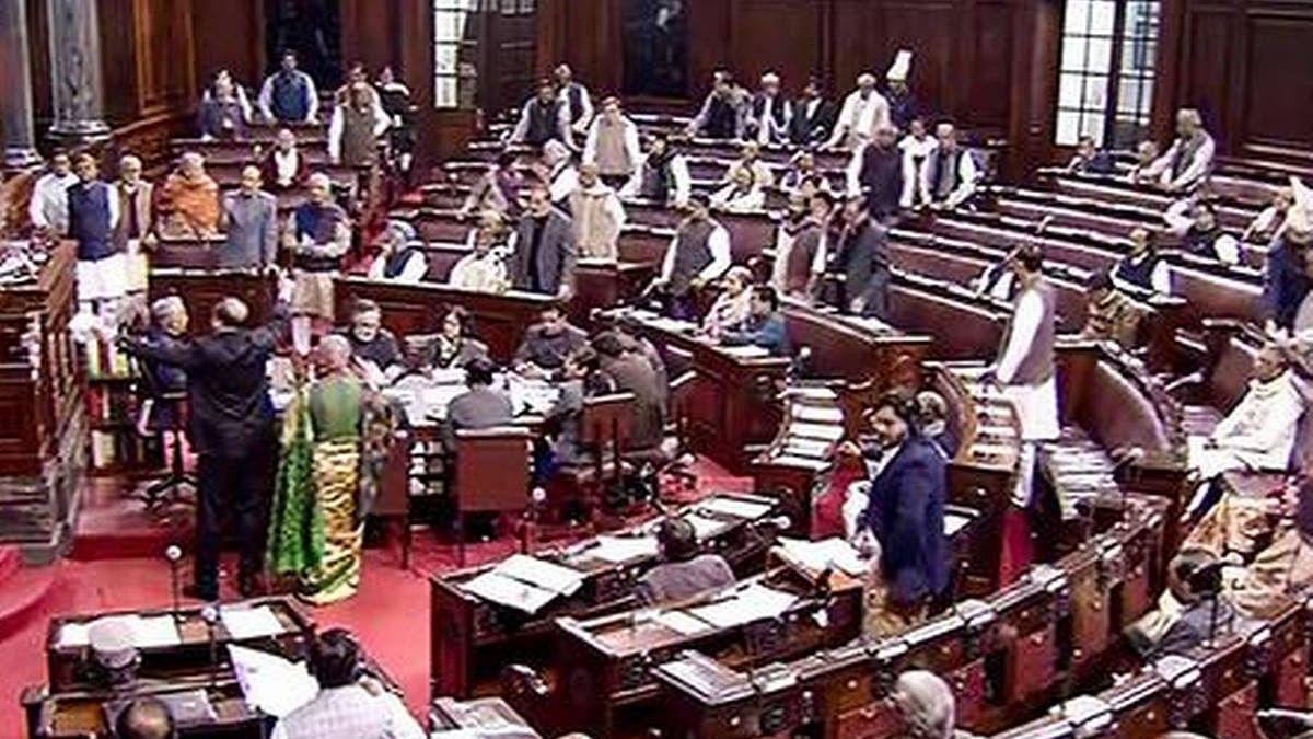 پارلیمنٹ میں سی اے اے اور گاندھی پر قابل اعتراض بیان کے خلاف ہنگامہ، کانگریس کا واک آؤٹ
