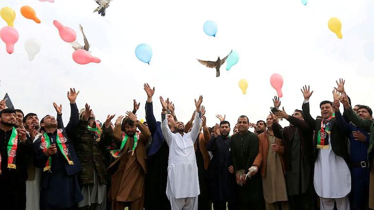 امریکہ-طالبان معاہدے پر دستخط! 19 سالہ طویل جنگ ختم ہونے کی امید