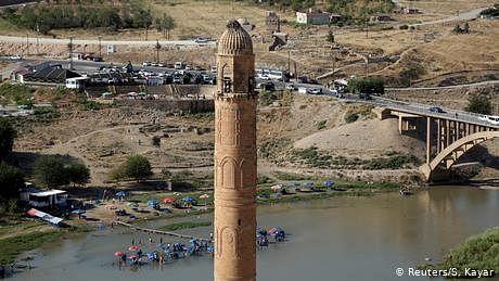بارہ ہزار سال پرانا ترک ثقافتی ورثہ ڈیم کے پانی کی نظر