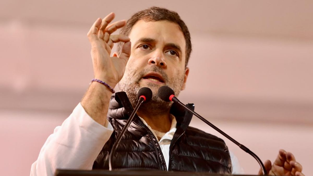 ملک کے نوجوان کچھ دنوں میں مودی کی حالت خراب کر دیں گے: راہل گاندھی