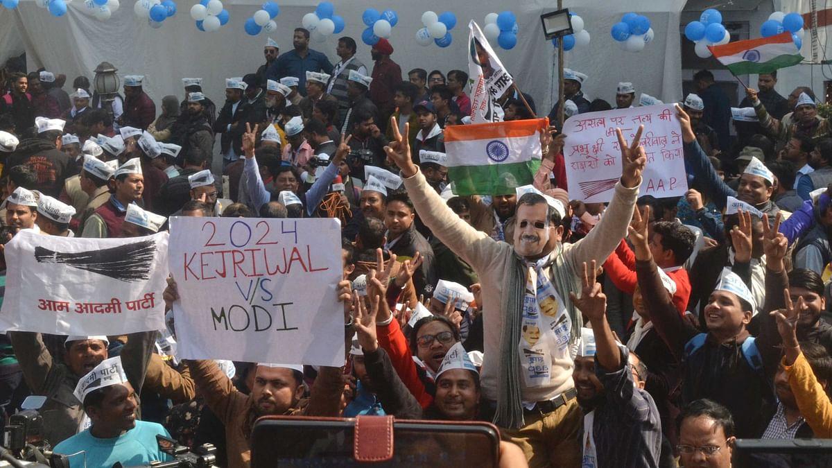 ویڈیو: تقسیم کاری کی سیاست، مفت سوغاتیں اور دہلی کے نتائج