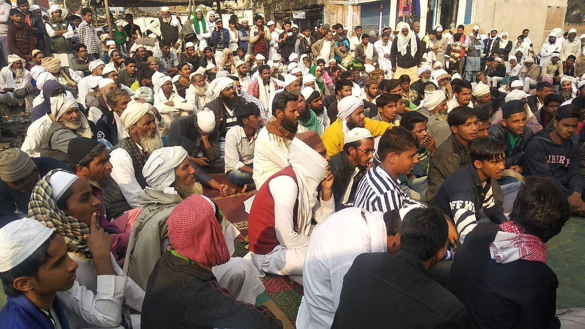 بڑکلی چوک دھرنا: سی اے اے کی مخالفت کرنا ہندوستان کے ہر طبقہ پر فرض، سردار نرنجن سنگھ