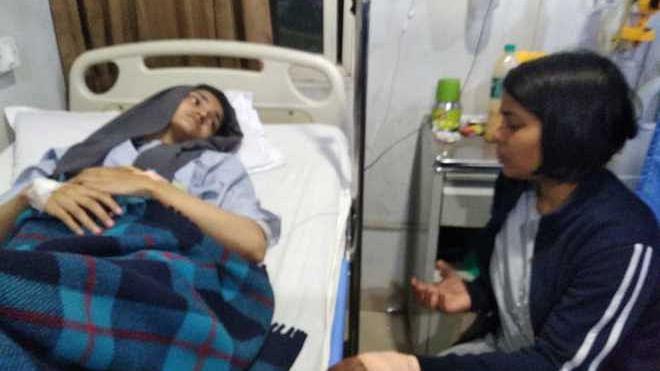 جامعہ کے زخمی طلباء و طالبات کے پولس پر سنگین الزامات
