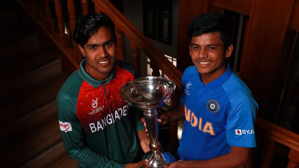 ہندوستان کی انڈر 19 ٹیم کے لئے پانچویں مرتبہ خطاب اپنے نام کرنے کا موقع
