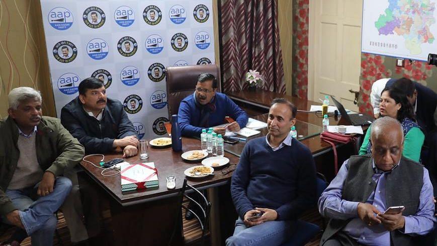 دہلی میں عوام نے 'نفرت کی سیاست' کو پوری طرح مسترد کر دیا: سنجے سنگھ