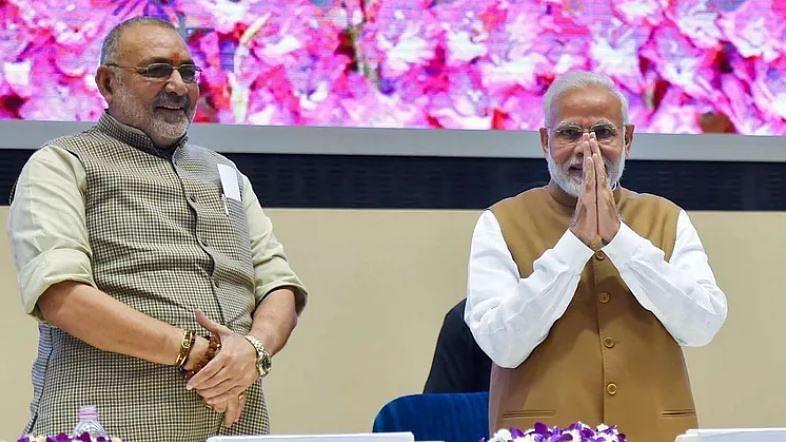 گری راج سنگھ نے پھر اُگلا زہر، کہا '1947 میں ہی مسلمانوں کو پاکستان بھیج دینا چاہیے تھا'