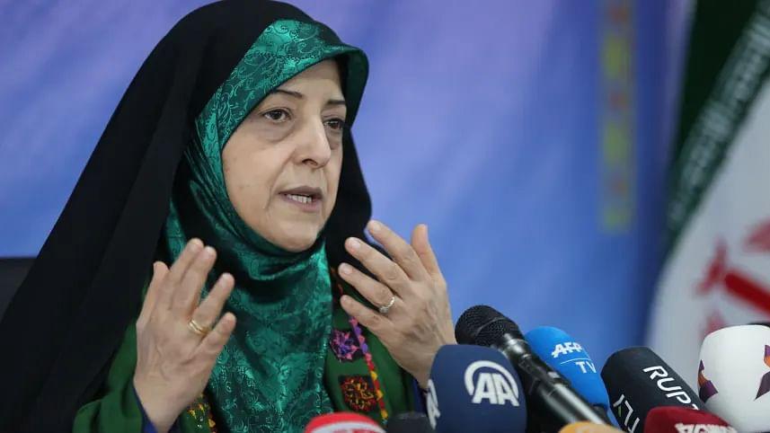 ایران میں کورونا وائرس کے 25 نئے معاملے، نائب صدر بھی زد میں