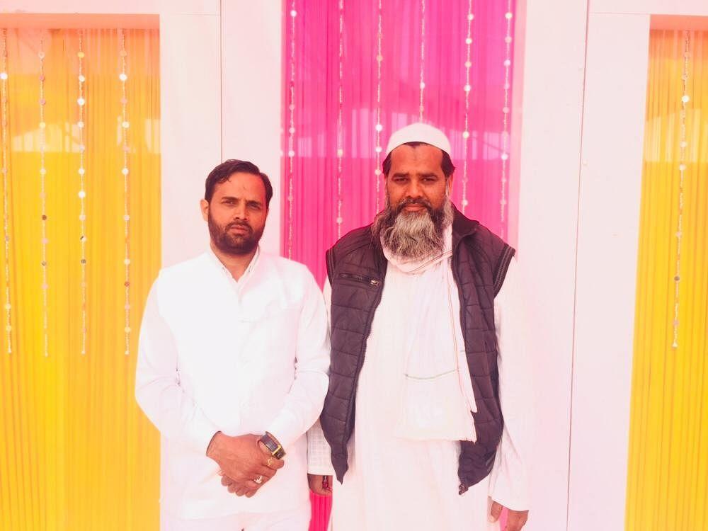 مذہبی رواداری کی مثال: حاجی سعید نے کیا دھارا سنگھ کی بیٹی کا 'کنیا دان'